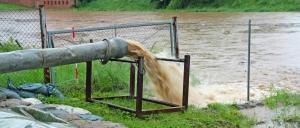 Erste Hilfe bei Schäden durch Wasser